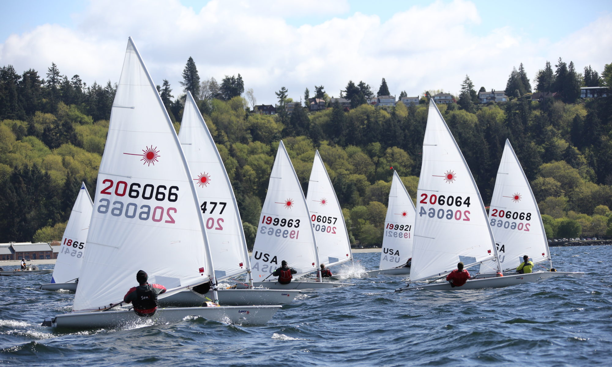 Seattle Laser Fleet