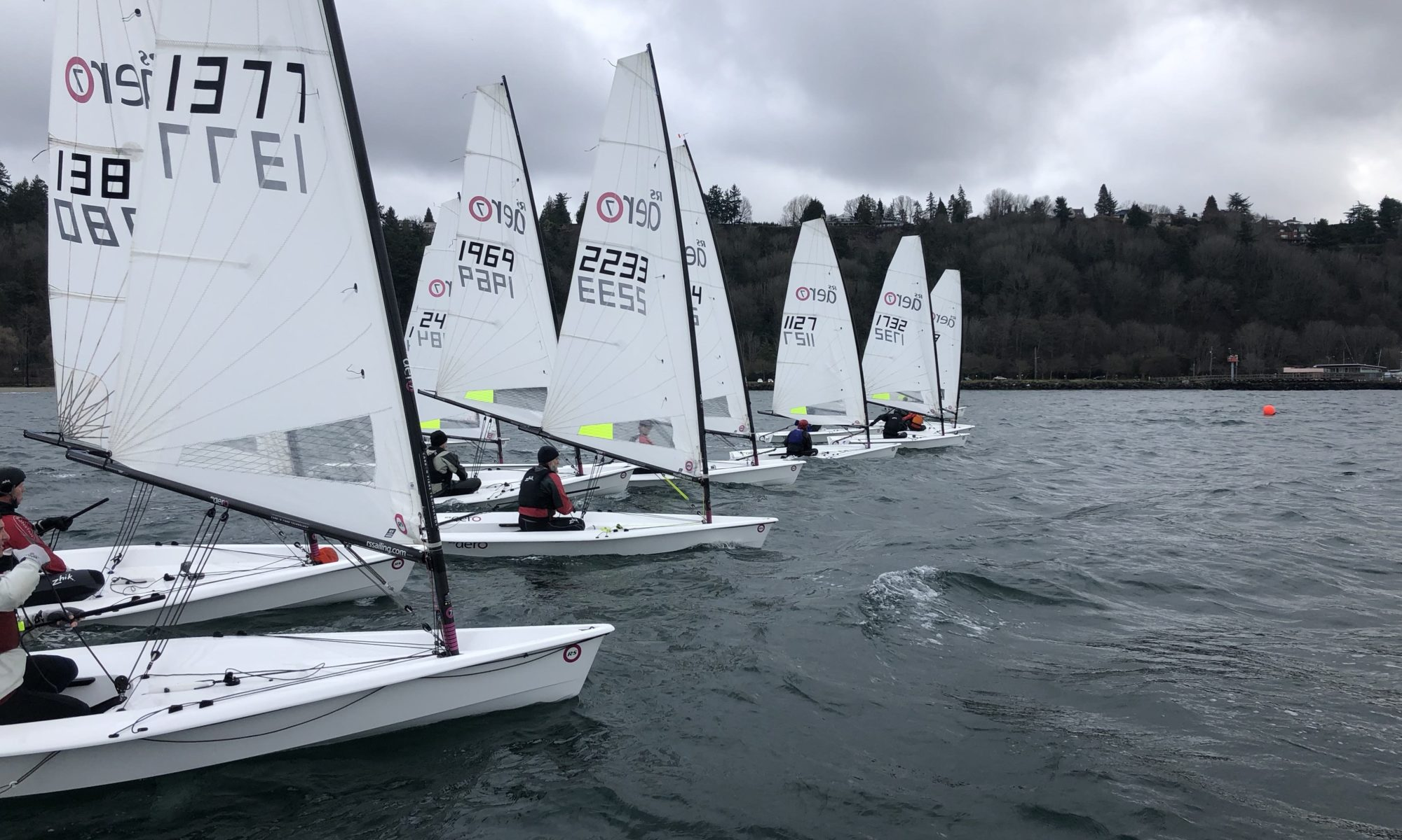 Seattle Laser Fleet – Pacific Northwest Singlehanded Sailing